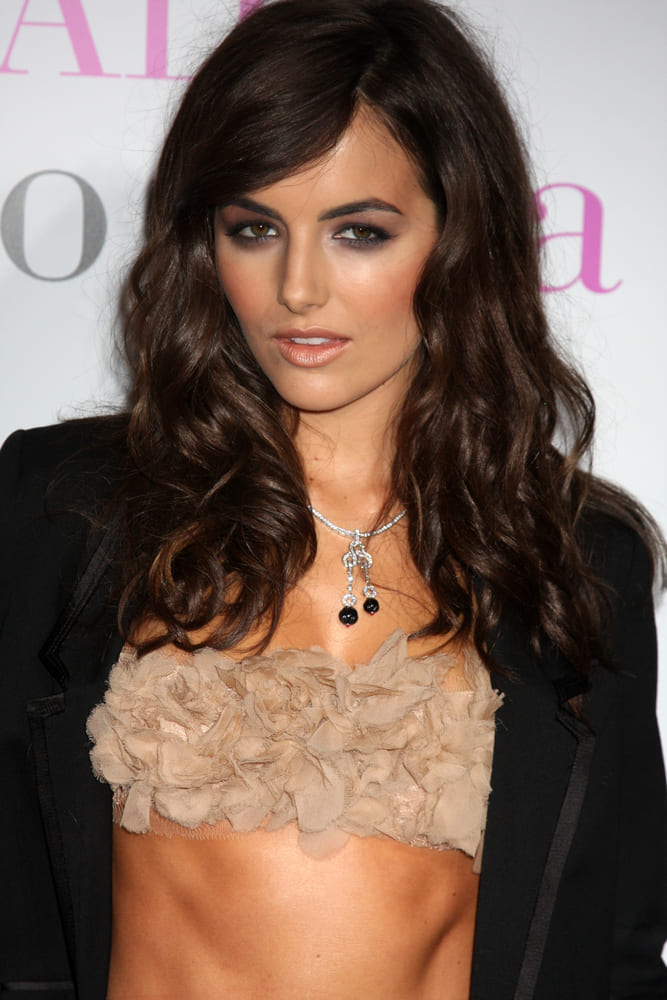 camilla belle sexy stomach