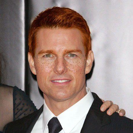 What If All Celebrities Were Redheads Gallery Worldwideinterweb