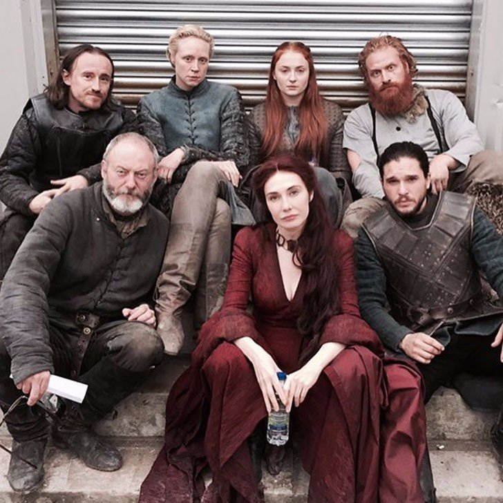 game of thrones behind the scenes 20 photos