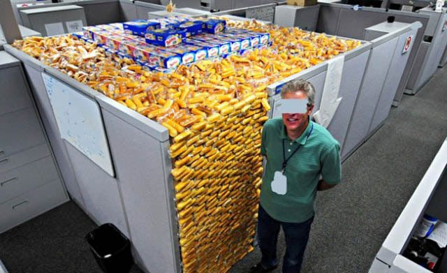 Once You Re Done Viewing This Gallery Of Office Pranks Inform All Your Co Workers That Ve Seen It And Tell Them Is Time For To Officially
