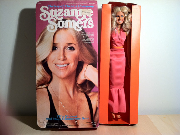 suzanne somers doll