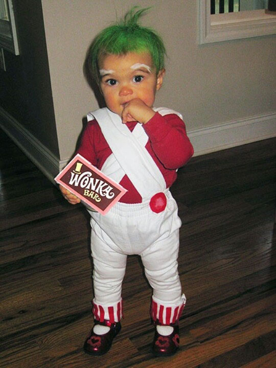 baby-oompa-loompa-halloween  sc 1 st  WorldWideInterweb & The 25 Funniest Baby Halloween Costumes Ever | WorldWideInterweb