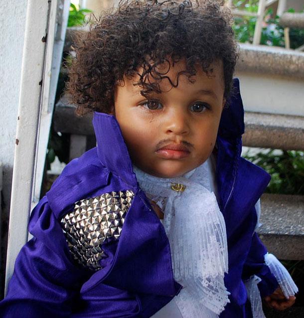 prince baby halloween