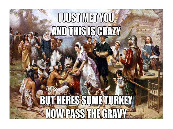 The 20 Funniest Thanksgiving Memes Ever