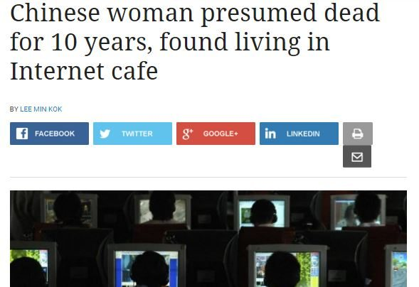 china headline of the year