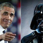 Barack Obama Darth Vader