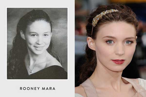 rooney-mara-yearbook