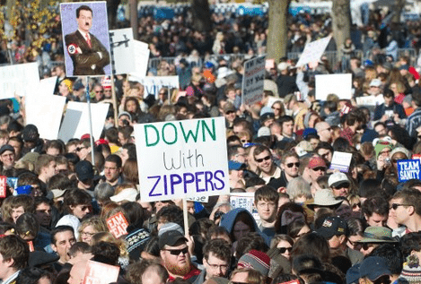 down-with-zippers-protest-sign