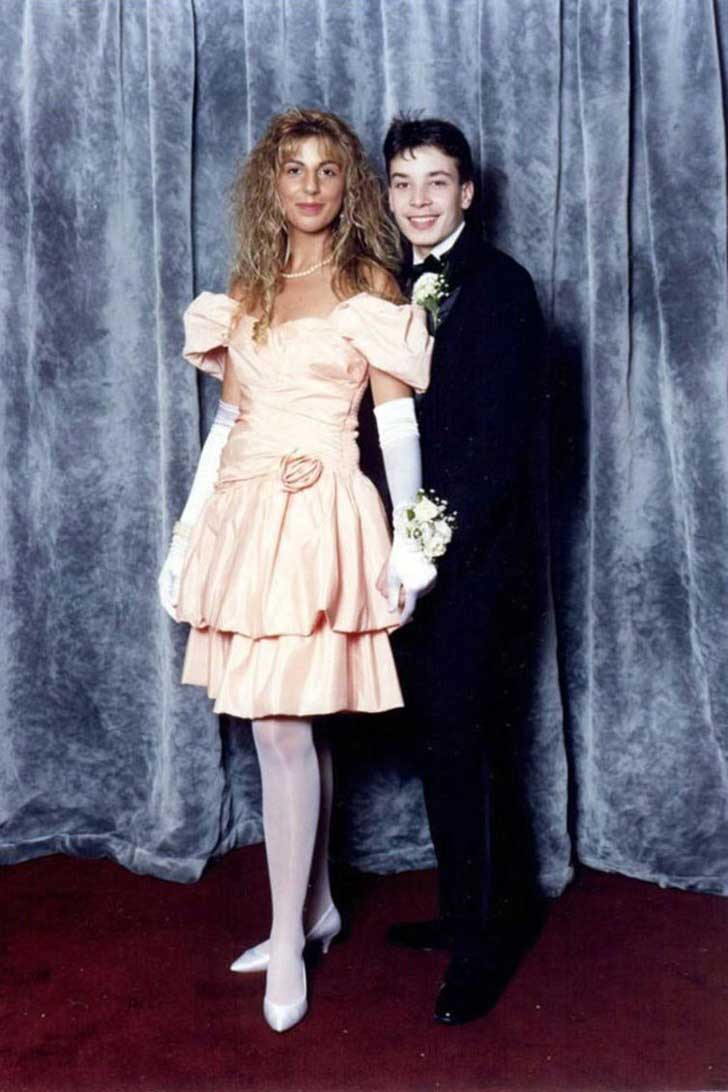 17 Of The Most Famous Celebrities At Their High School Prom