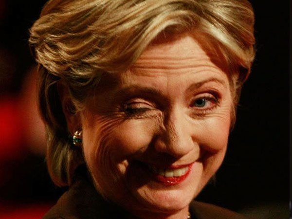 The 20 Funniest Hillary Clinton Faces of All Time (GALLERY ...