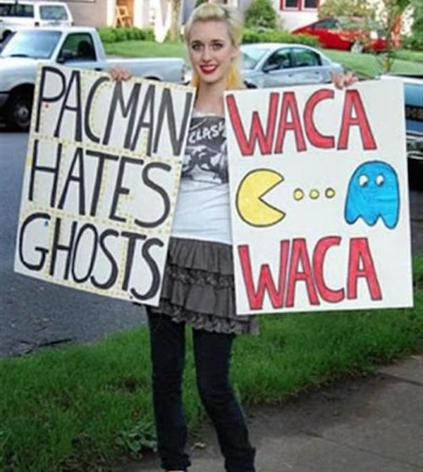 pac-man-protest