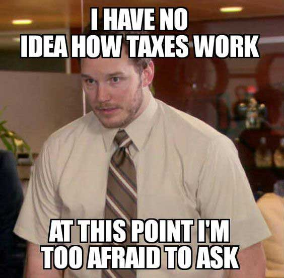 Funny Trump Tax Memes Of 2017 On Sizzle: The Funniest Tax Season Memes Ever (GALLERY