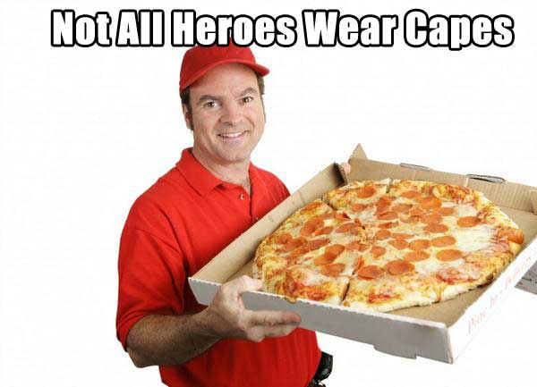 Not All Heroes Wear Capes (GALLERY)