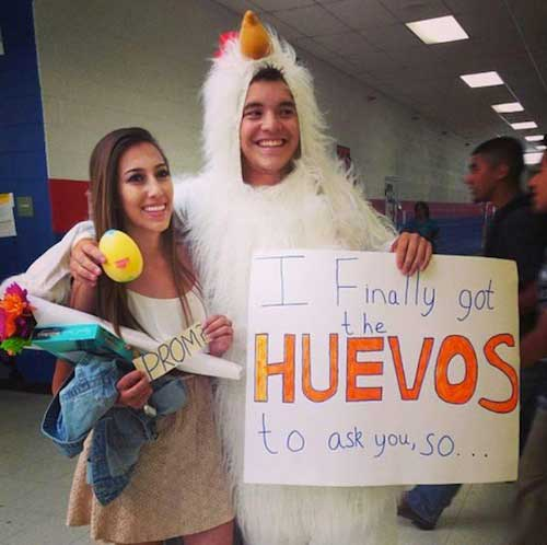 The 21 Funniest Prom Proposals Ever (GALLERY