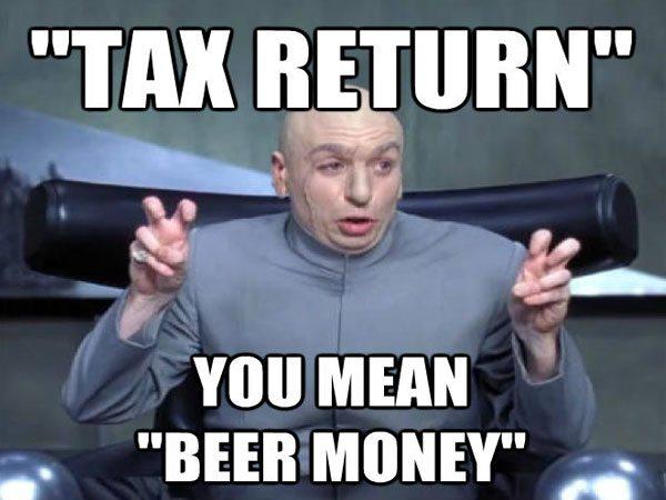 Fun Funny Meme: The Funniest Tax Season Memes Ever (GALLERY