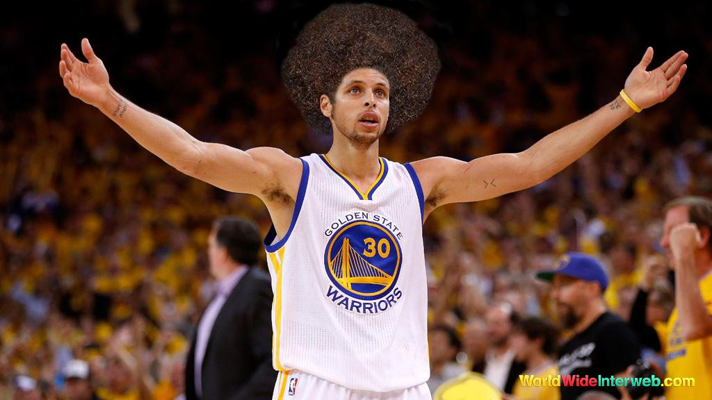 Afro_Steph_Curry