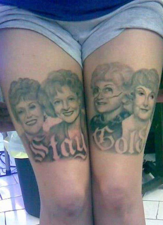 Tuesdays Are For Tattoo Fails (GALLERY)