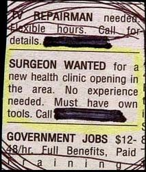 The 50 Funniest Classified Ads Ever (GALLERY)