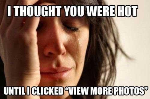 internet dating meme