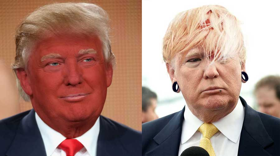 The 25 Funniest Donald Trump Photoshops Ever (GALLERY) | WWI Funny Pictures Of Trump