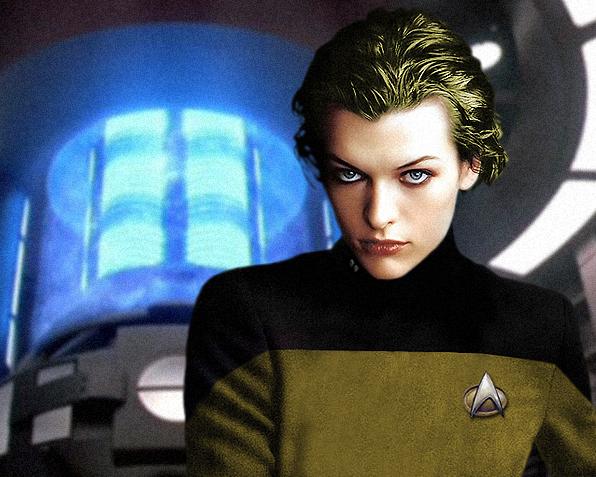 Star Trek Recast: Other Celebrities as Star Trek ...