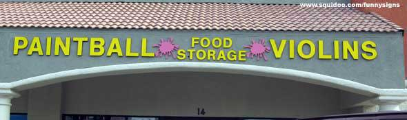 funniest business combinations ever
