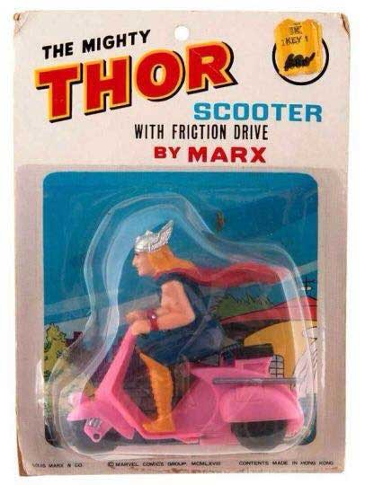 mighty thor scooter