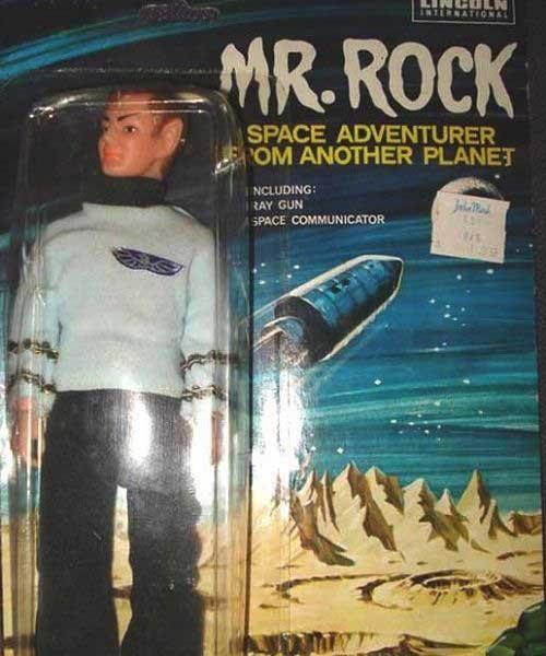 mr rock