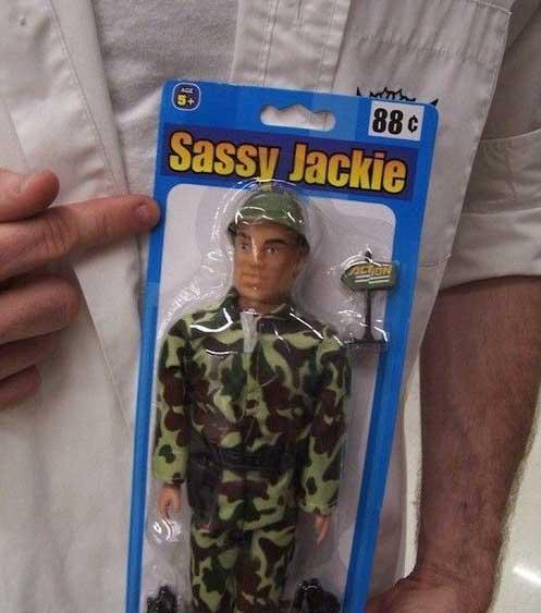 sassy jackie