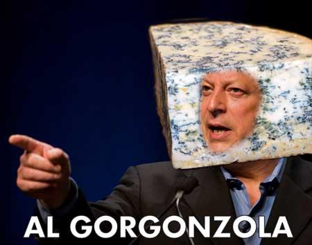 al-gorgonzola