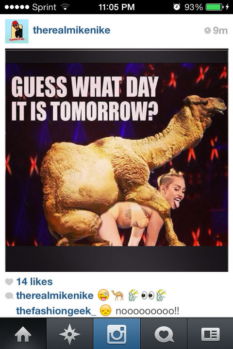 The 25 Funniest Moments In Instagram History (GALLERY)