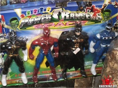 funny power rangers