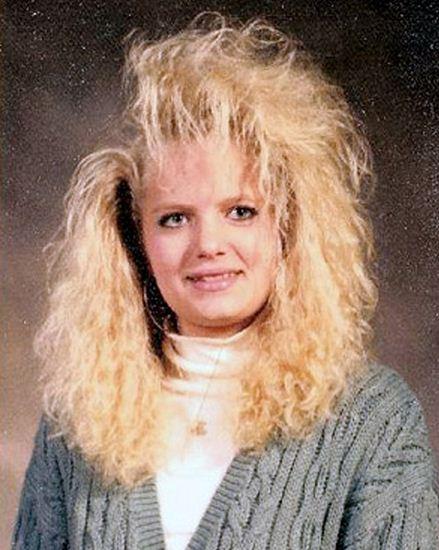 yearbook hair