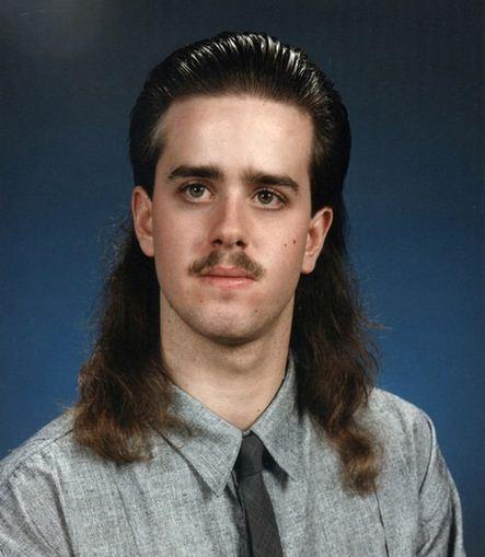 yearbook mustache