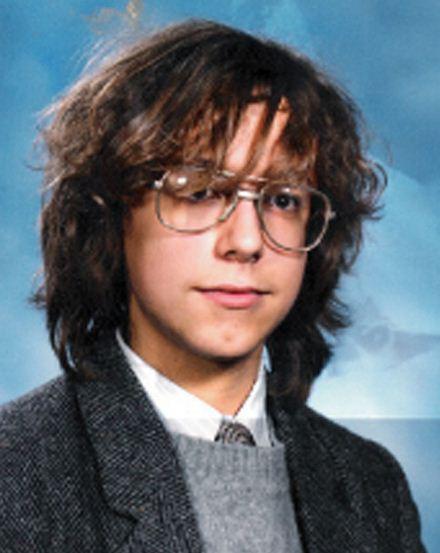 yearbook glasses nerd