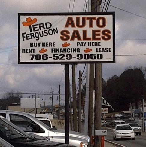 Dick Beard Chevrolet >> The 20 Funniest Car Dealership Names Of All Time (GALLERY) | WWI