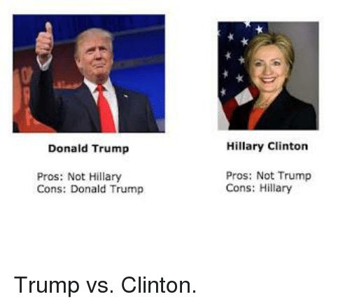 clinton meme the funniest donald trump vs hillary clinton memes (gallery) wwi