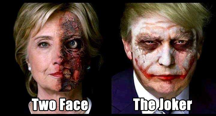 The Funniest Donald Trump Vs Hillary Clinton Memes Gallery Wwi