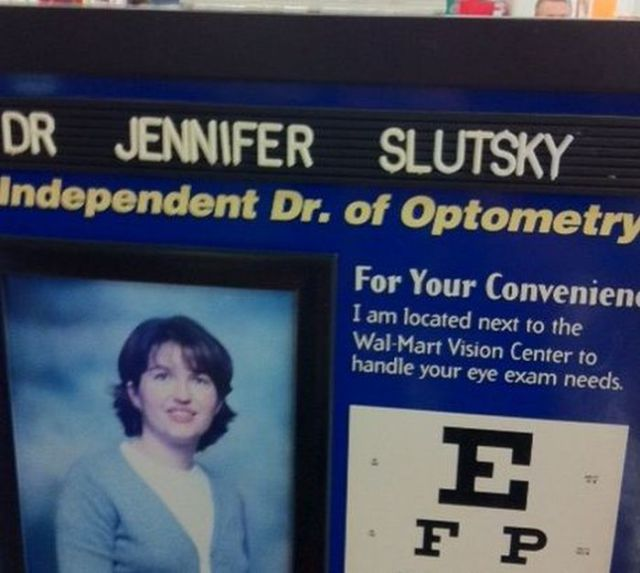 Funny Unusual Names: The 25 Funniest Doctor Names Of All Time (GALLERY