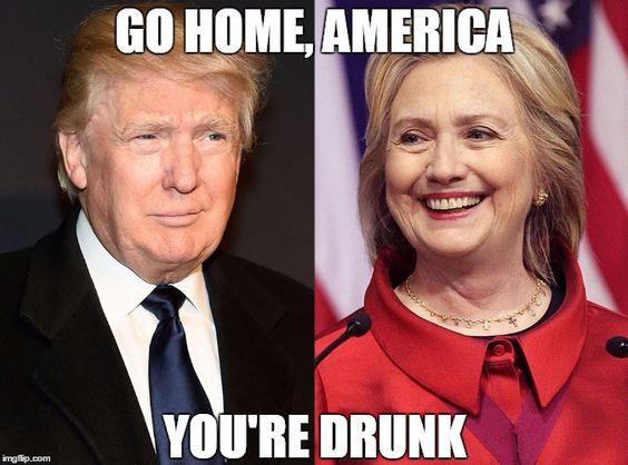 donald trump hillary clinton funny the funniest donald trump vs hillary clinton memes (gallery) wwi