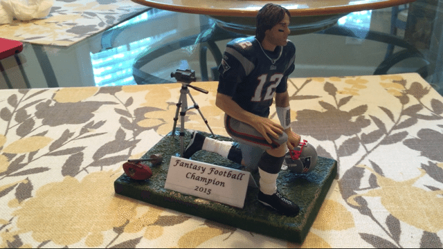 The 20 Funniest Fantasy Football Trophies Ever Made