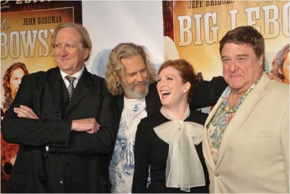 big lebowski movie premiere