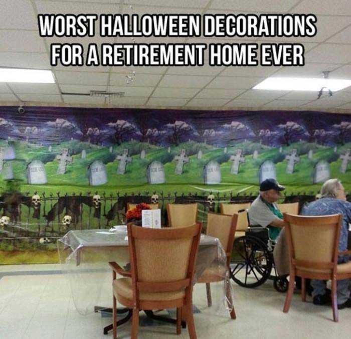 worst halloween decorations ever