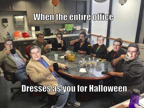 Funny Office Halloween Meme : The funniest halloween memes of all time gallery