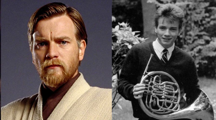 Star Wars Cast Member Yearbook Photos From All Nine Movies