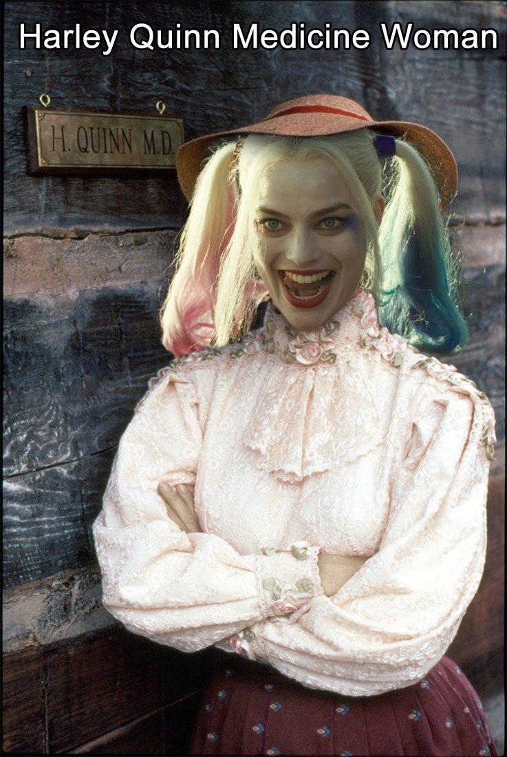 harley-quinn-medicine-woman