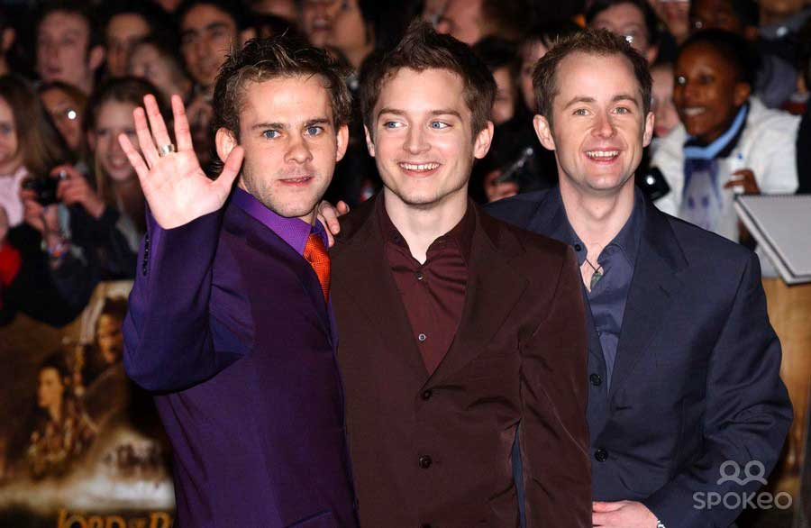 fellowship of the ring premiere
