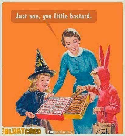halloween blunt