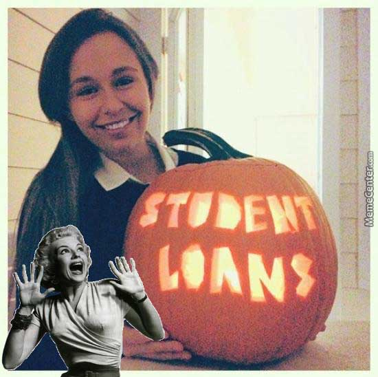 scariest pumpkin ever