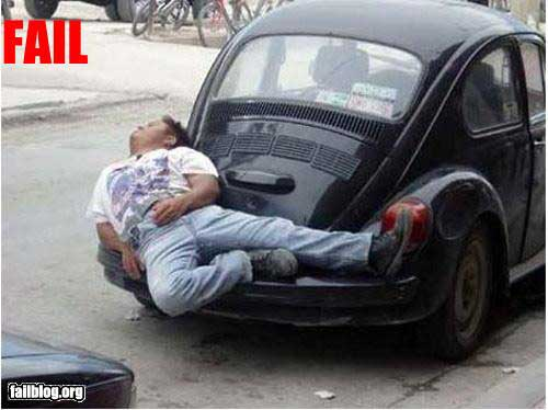 Funny Pictures Of People In Cars